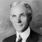 Henry Ford blev milliardær på at lave biler