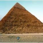 Er det ikke sådan noget pyramide-noget?